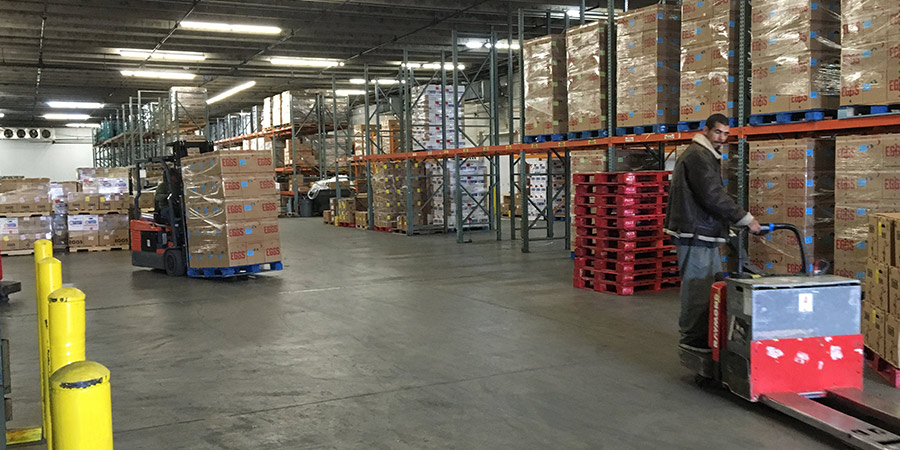 Start using FMG Warehouse for your cold and dry storage needs and let us partner with you to grow your business.